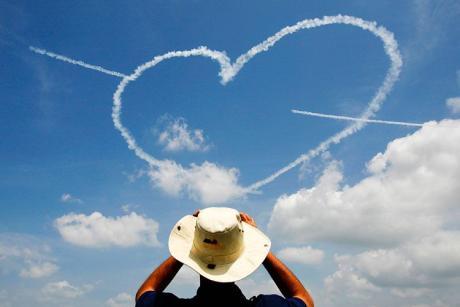 Любовь и небо.... :)