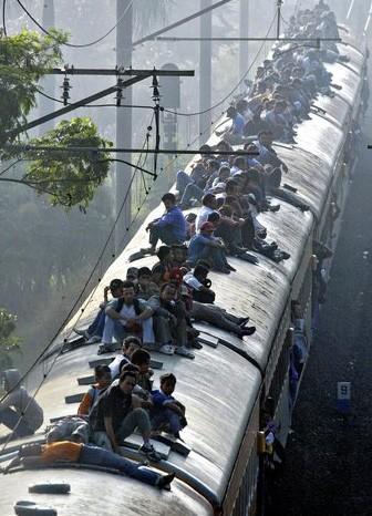 Теперь кто - нибудь хочет попутешествовать по Индии?