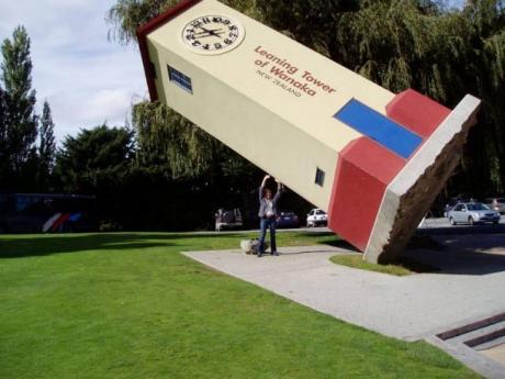 Необычный монумент :)