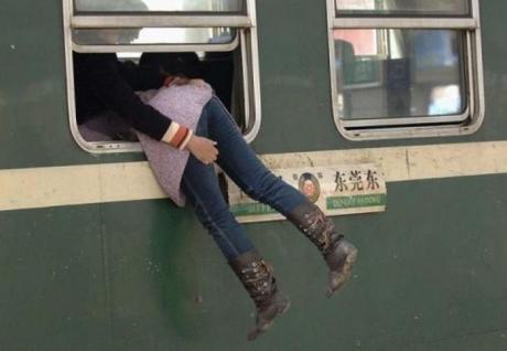 Поехали в Китай ? Покатаемся в поездах :)