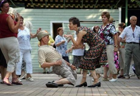 Грязные танцы :)