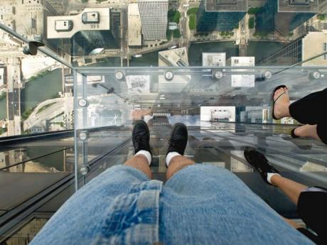 Вот такие развлечения придумывают для туристов в Китае