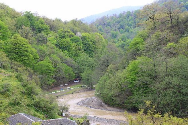 Талышские горы - заповедник Азербайджана