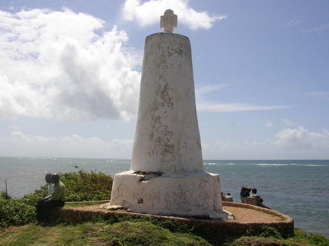 Малинди - столб Васко да Гамы