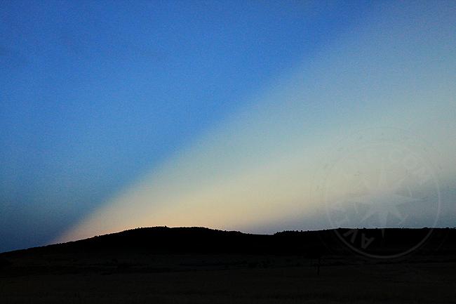Закаты и рассветы в Африке - Кения