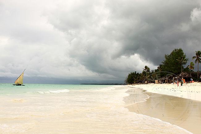 Пляжи Танзании - фото