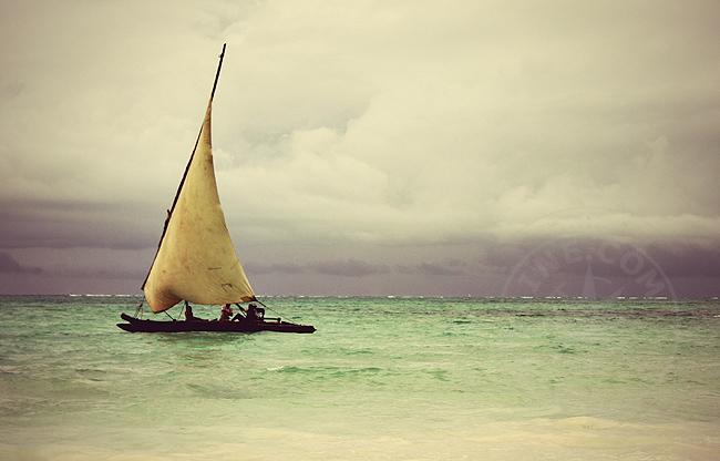 Танзания - остров Занзибар - побережье