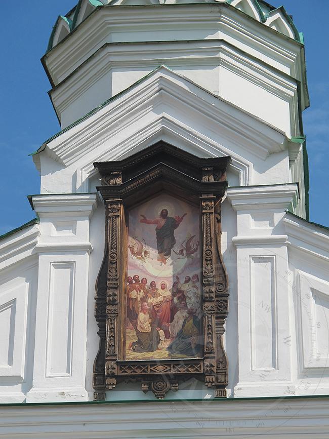 Иконы монастыря - фото