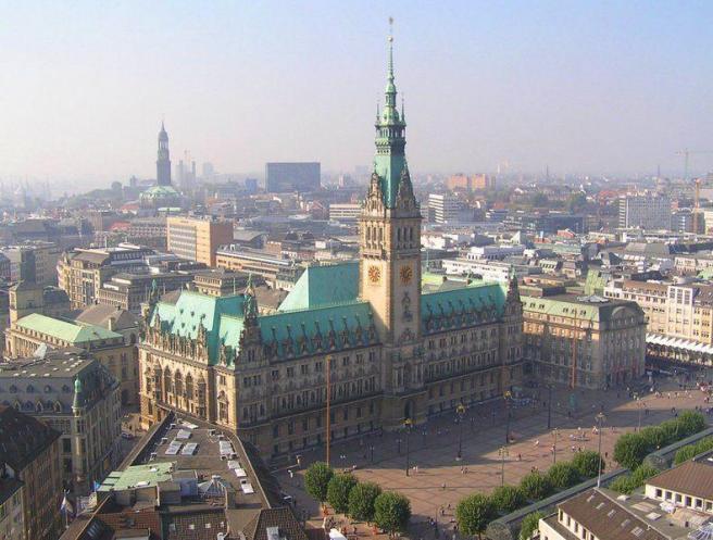 Гамбург-центр