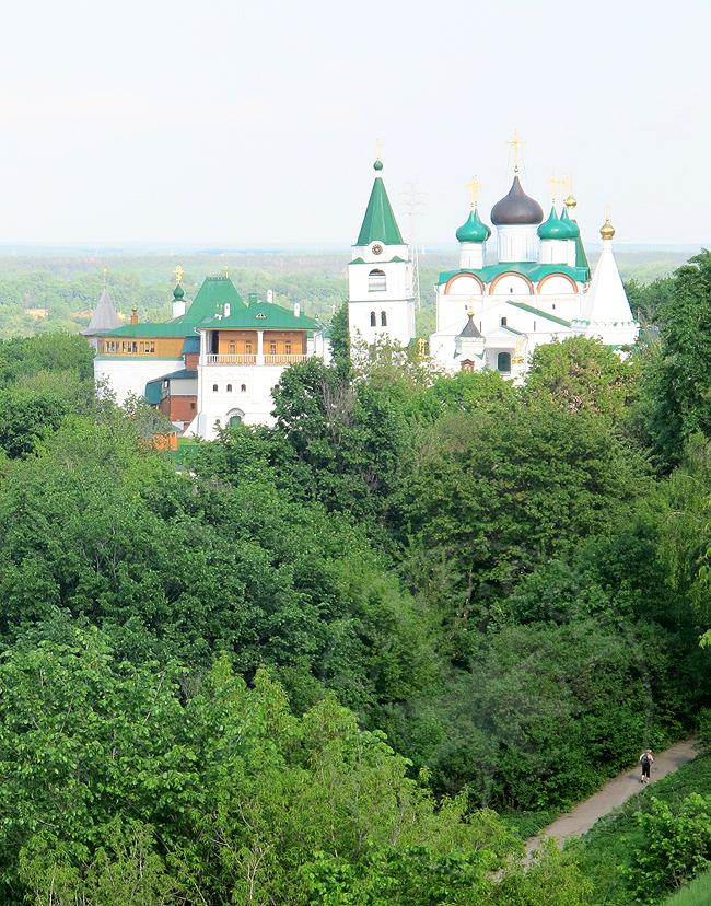 Паломничество по Нижнему Новгороду
