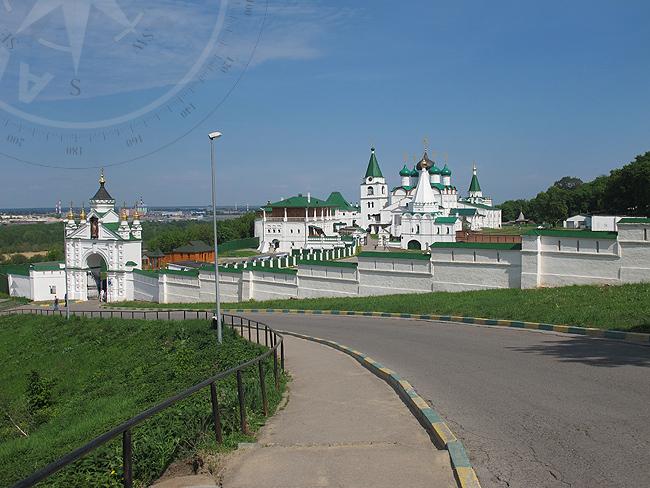 Паломничество в Нижний Новгород