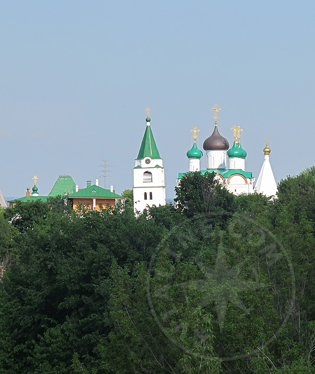 Нижний Новгород - Печорский монастырь