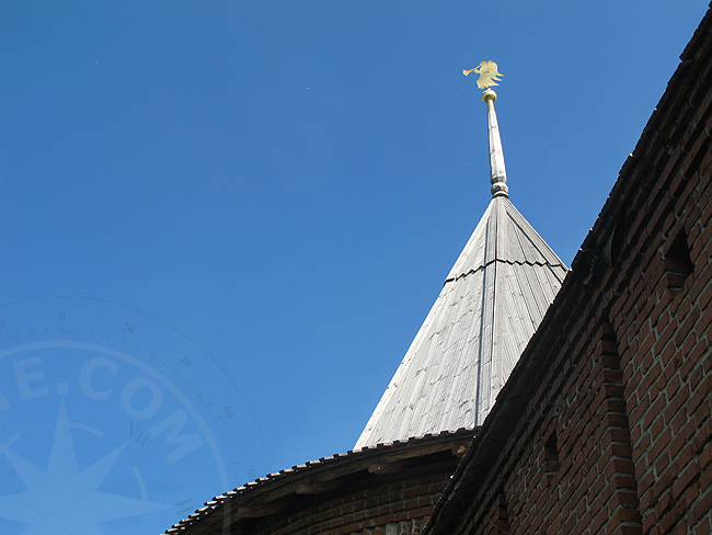Монастырь в Нижнем Новгороде