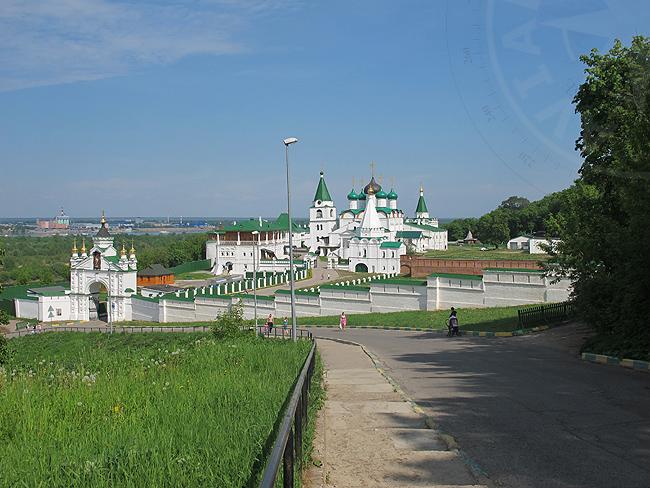 Фото Печорского монастыря