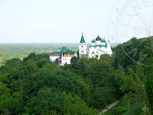 Золотое кольцо России - старинные храмы и монастыри