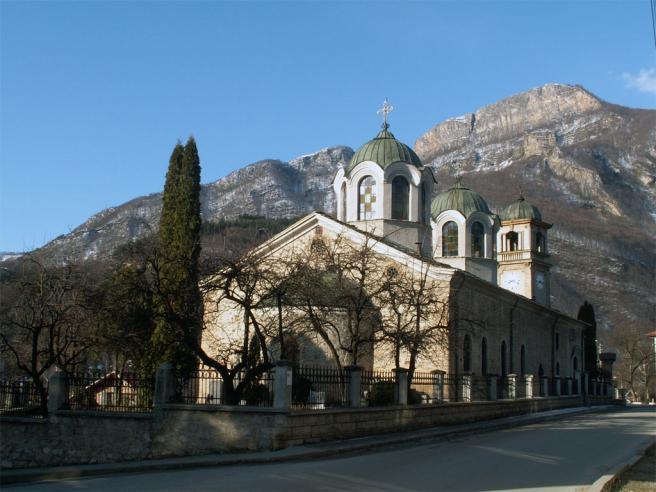 Тетевен, недалеко от Трявны, Болгария