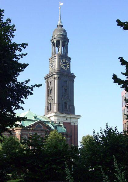 Церковь св. Михаила (Sankt Michaelis)