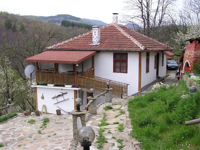 Город Трявна, Болгария фото