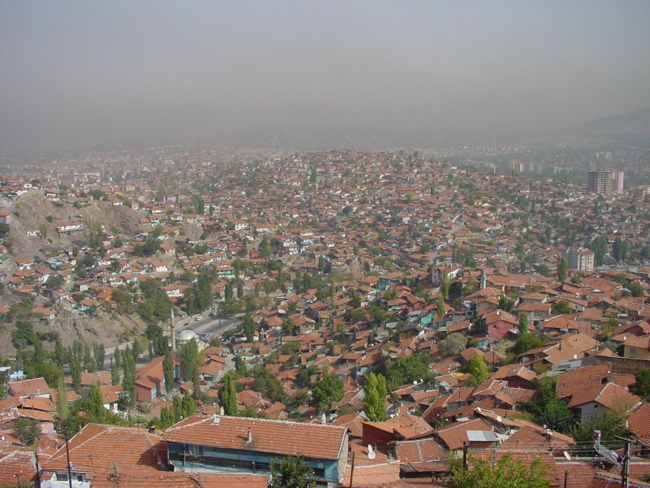 Анкара, фото Турции