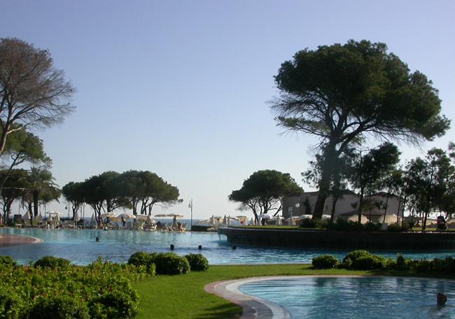 Белек, курорт Турции