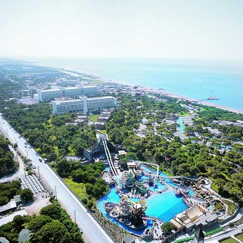 Белек, курорт Турции, фото