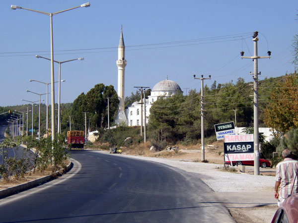 Бодрум - отдых в Турции, фото turkey.turmaster.ru