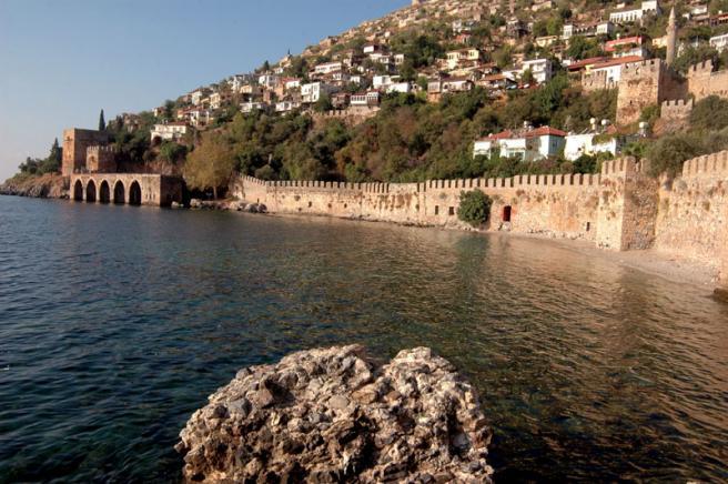 Алания - курорт Турции, фото
