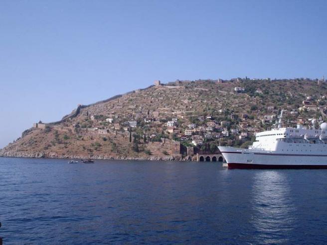 Алания, отдых в Турции, фото