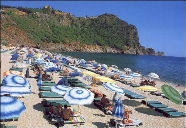 Пляжи Алании, фото
