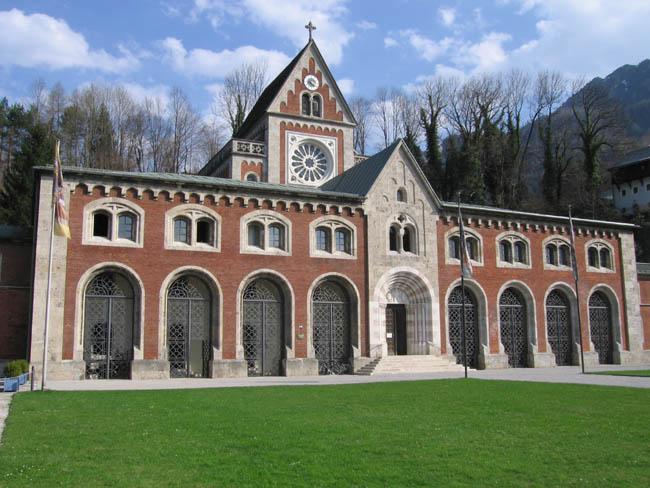 Бад Райхенхаль - музей соли