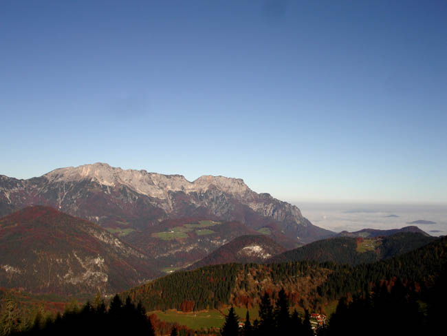 Бавария - Бад Райхенхаль - окрестности