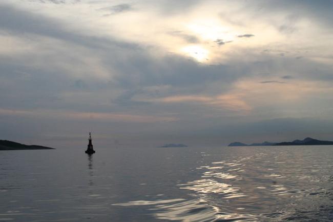 Хорватия, Далмация, море, фото