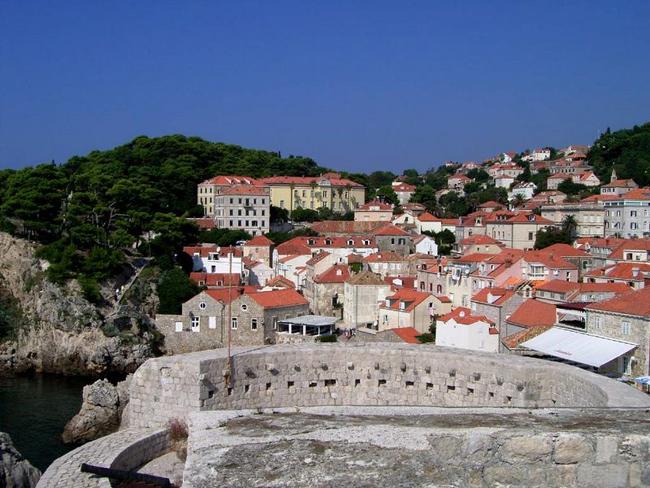 Дубровник, Хорватия, фото flickr.com
