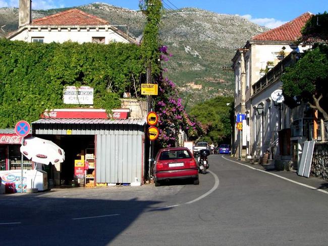 Хорватия, улочки Фото flickr.com