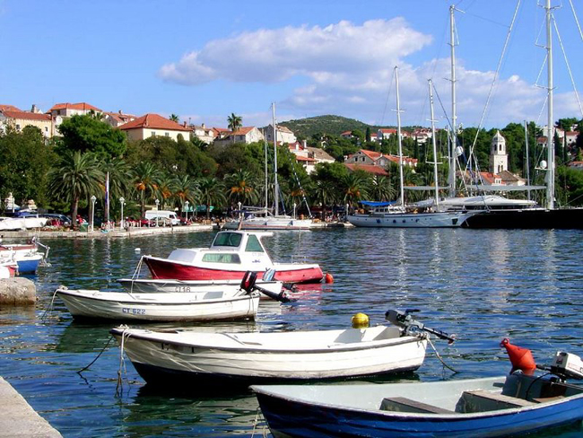 Хорватия, побережье Фото flickr.com