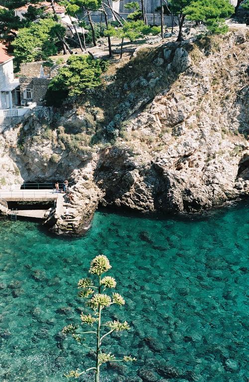 Хорватия, море Фото flickr.com