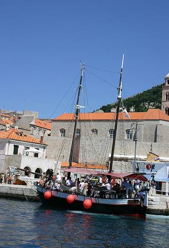 Побережье Хорватии, Дубровник, фото