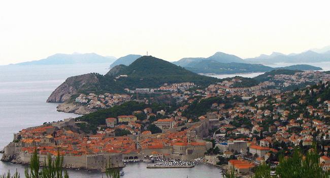 Дубровник, фото Хорватии