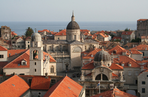 Дубровник, фото Хорватия