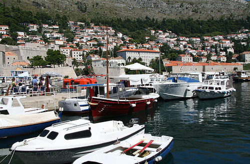 Дубровник, фото Хорватия flickr.com