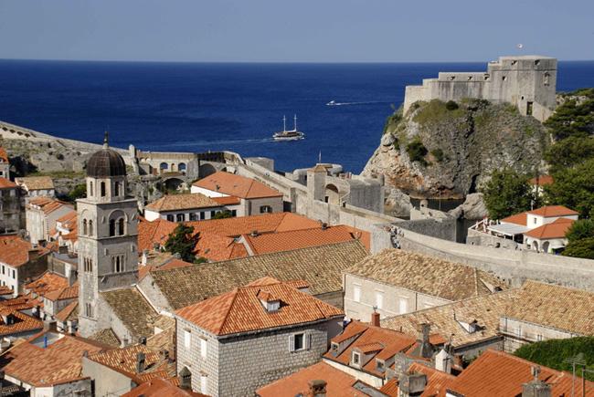 Хорватия, Фото Дубровника, flickr.com