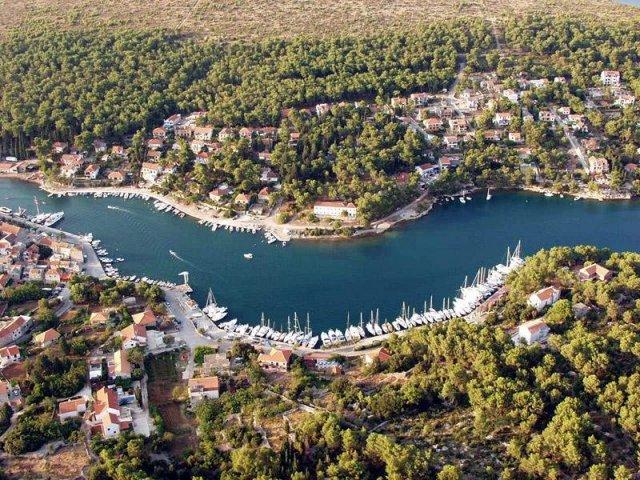 Острова Хорватии, фото