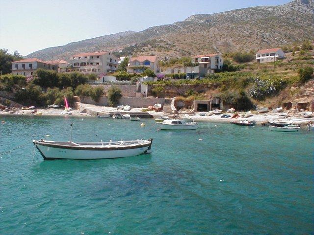 Хорватия, остров
