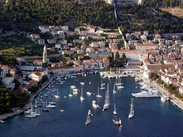 Хвар, фото островов Хорватии