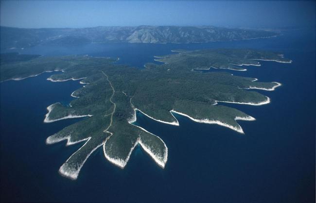 Острова Хорватии, фотографии