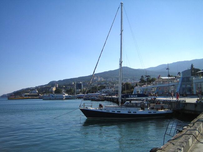 Ялта, Крым фото побережья