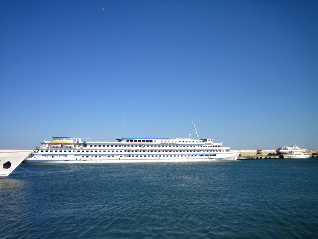 Ялта, порт, фото