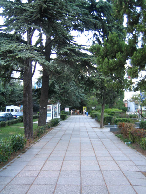 Ялта - улица города