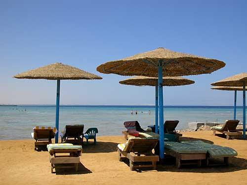 Фото Пляж Хургада