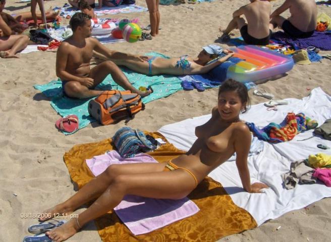 Нудистские пляжи Крыма  ближе к природе